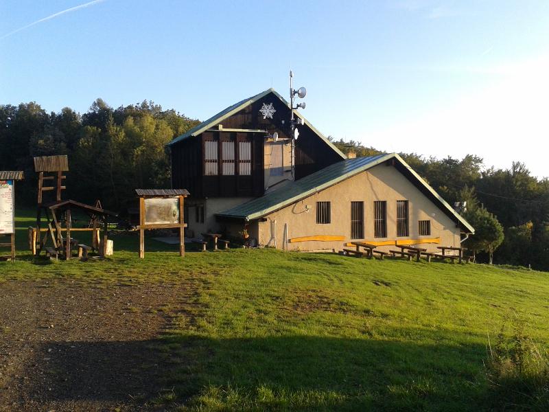 Chata Hrešná - zatvorená