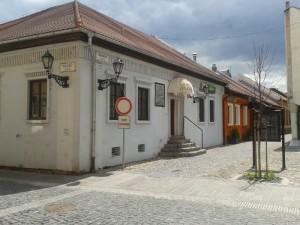 Ulička historických remesiel – Hrnčiarská ulica